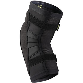 IXS Carve Race Knee Guards, black